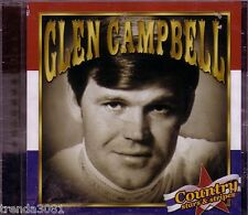 GLEN CAMPBELL Live In Concert Country Stars Stripes CD Classic Greatest 70s NEW