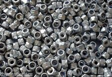 3mm NYLOC LOCKING NUTS FOR 3mm AND M3 BOLTS AND SCREWS NEW PACK of 25 FREEPOST