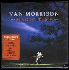 "Van Morrison ""Magic Time"" (Limited Edition) fuori catalogo"