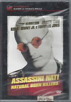 DVD Born Killers Natural Born Killers Nuevo 1994