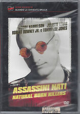 Dvd **ASSASSINI NATI NATURAL BORN KILLERS** nuovo 1994