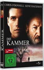 DVD John Grisham's DIE KAMMER # Gene Hackman, Faye Dunaway ++NEU