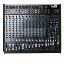 Alto Live 1604 16 Channel PA Mixer With Effects