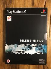 SILENT Hill 2 PlayStation 2 PS2 SPECIAL 2 Disc Set PAL Complete Box & Manual