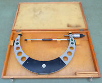 Bügelmessschraube 250 - 275 mm Außen Mikrometer Micrometer Bügel Messschraube