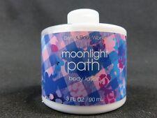 Moonlight path body lotion travel size 3 fl oz 90 mL Bath & Body Works authentic