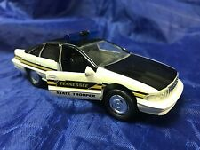 Tennessee State Trooper 1:43 Chevrolet Caprice Road Champs Toy Police Car