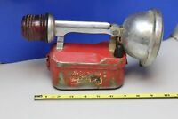 Vintage Big Beam No.164 Sealed Beam and Beacon Lamp 6 volt Flashlight