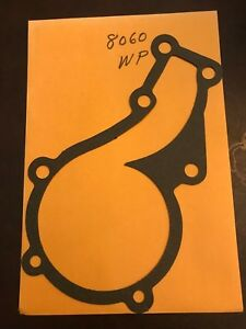 New 1954-1963 Willys Jeep 6 226 L-Head 1951-1954 Kaiser Water Pump Cover Gasket