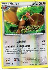 pokemon XY 6 DRACHENLEUCHTEN reverse holo karte 65//108 HABITAK 60 KP
