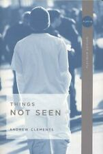 Things Not Seen - LikeNew - Clements, Andrew - Paperback