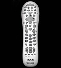 Free Shipping, Rca Model Rcr815 8 Device Universal Learning Remote Control