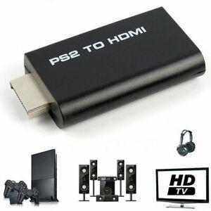 PS2 auf HDMI Konverter Audio Video Adapter für PlayStation 2 zu HDTV Monitor DE