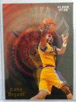 Kobe Bryant 1997 Fleer Rookie Rewind #3 of 10 Insert rare super hot Kobe invest