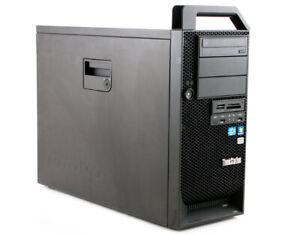 Lenovo ThinkStation D30 Intel Xeon E5-2603 V2 8GB 1TB HDD K620 Win10P
