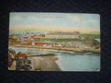 POSTCARD, WEST CLIFF, WHITBY, YORKSHIRE