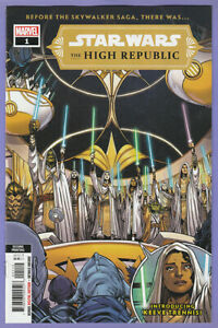 Star Wars High Republic 1 Second Printing 1st appearance Keeve Trennis Disney+ v