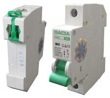 Leitungsschutzschalter GACIA SB6L 1P C4A, Sicherungsautomat MCB