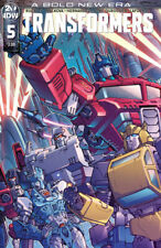 TRANSFORMERS (2019) #5 A - New Bagged