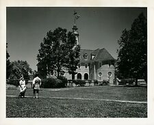 COLONIAL WILLIAMSBURG c. 1950 - 10 Photos Virginia USA - L 156