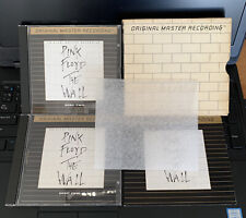 Pink Floyd - The wall, MFSL 24K Gold CD. UltraDisc, Made in JAPAN. NM.