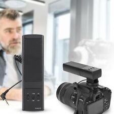 Lightweight MIC-02 Professional Photography Camera External Condenser Microphone