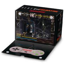 Eaglemoss Alien vs Predator Video Game Figurine 2 Pack SNES Paint Variant NEW
