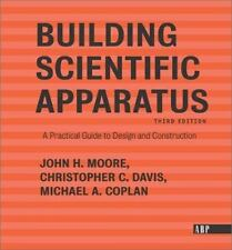 Building Scientific Apparatus: A Practical Guide to Design & Construction 171220