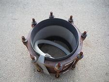 "Dresser Coupling 10"" CIP Pipe Plumbing Fittings Water Sewer"