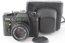 ZENIT 21XS Russian SLR Camera MC Helios 44m-7