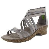 Ahnu Womens Trolley Huarache Platform Wedge Sandal Shoes