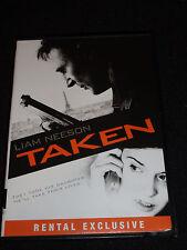 TAKEN DVD (LIKE NEW)