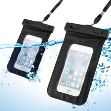 Waterproof Rigid Plastic Mobile Phone Pouches/Sleeves for Apple
