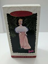 Barbie: Enchanted Evening 3rd in Series 1996 Hallmark Ornament NIB