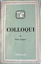 PETER LIPPERT COLLOQUI MORCELLIANA 1954