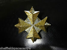Star Trek Movies 2 - 6 Admiral Rank Pin STR3