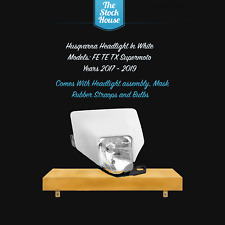 Husqvarna Weiß Frontscheinwerfer Fe Te Tx Supermoto 2017 2018 2019 125 501 Husky