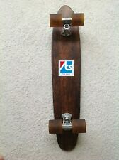 Authentic and Vintage 70's Skateboard ACS Trucks Complete