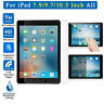 Tempered Glass Screen Protector Fr Apple iPad 2 3 4 Air 1 2 Mini 5th 6th Gen 9.7