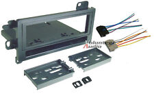 Car Radio Stereo Cd Player Dash Install Mounting Trim Bezel Chrysler Harness
