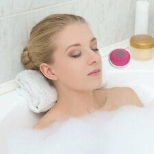 Bluetooth Waterproof Shower Speaker Portable Syncable Phone Android or Apple