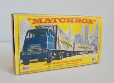 Repro Box Matchbox Major Pack M-9 Inter State Double Freighter