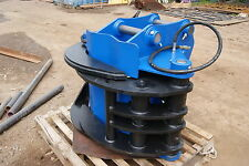 12-15  ton Excavator Tree Shear For Cat Komatsu Case Kubota Hitachi