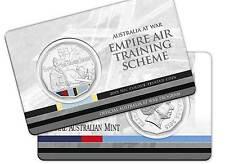 2015 Australia at War Series - Empire Air Training Scheme - 50c Coin