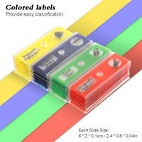 48 X Mini Camera Plastic Slides Microscope Specimen Prepared for Student Kids