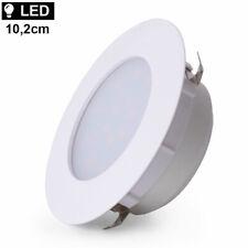 LED Einbau Spots weiß Decken Strahler Lampen Küchen Beleuchtung rund Leuchten