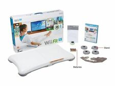 Nintendo Wii Fit U Balance Board & Meter Exercise Fitness Fun Game PAL