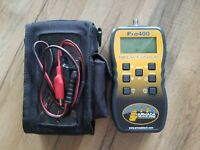 Armada Pro400 Cable Fault Finder with TDR Technology
