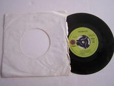 """RECORD 7 """" 45 T VINYL JUKE BOX , THE BEATLES , 4 TITRES , MEXIQUE , CAPITOL EPEM"""