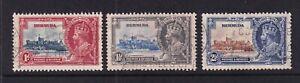Bermuda Used Stamps Sc#100-102